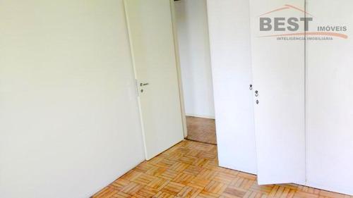 apartamento residencial para locação, vila romana, são paulo. - ap4464