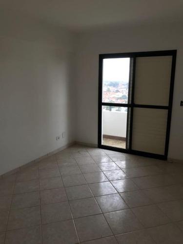 apartamento residencial para locação, vila rosália, guarulhos. - ap0360