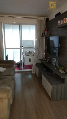 apartamento residencial para locação, vila rosália, guarulhos. - codigo: ap3212 - ap3212