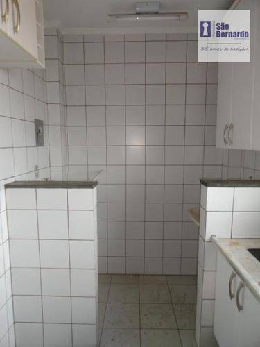 apartamento residencial para locação, vila santa catarina, americana. - ap0178