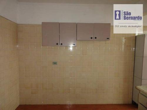 apartamento residencial para locação, vila santa catarina, americana. - ap0303