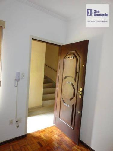 apartamento  residencial para locação, vila santa catarina, americana. - ap0342
