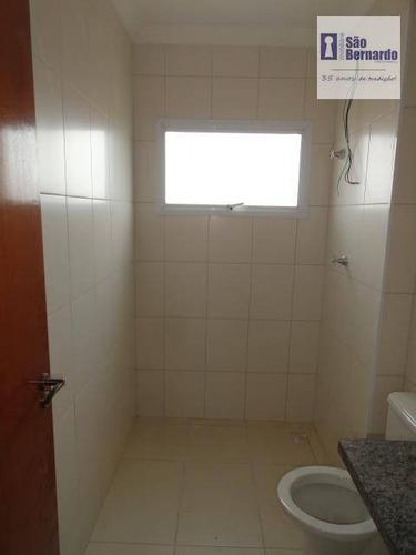 apartamento  residencial para locação, vila santa maria, americana. - ap0174