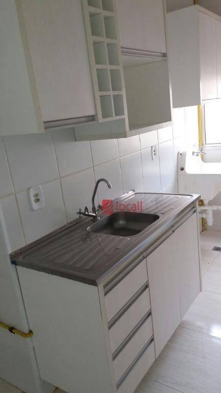 apartamento residencial para locação, vila são judas tadeu, são josé do rio preto. - ap1415