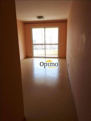 apartamento residencial para locação, vila sofia, são paulo. - ap1339