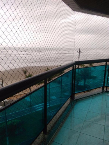 apartamento residencial para locação, vila tupi, praia grand
