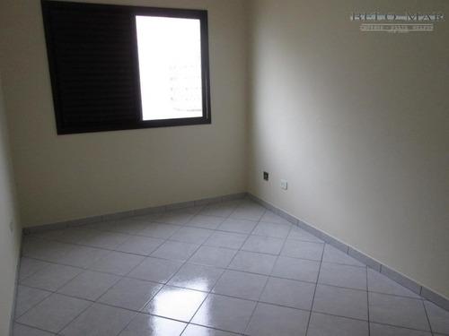 apartamento residencial para locação, vila tupi, praia grande. - codigo: ap0885 - ap0885