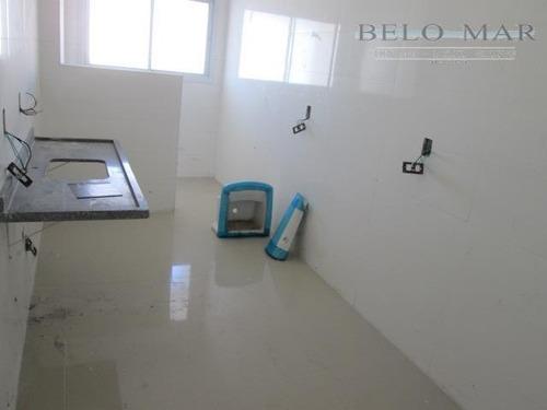 apartamento residencial para locação, vila tupi, praia grande. - codigo: ap0962 - ap0962
