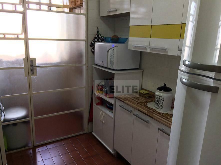 apartamento residencial para locação, vila valparaíso, santo andré. - ap5622