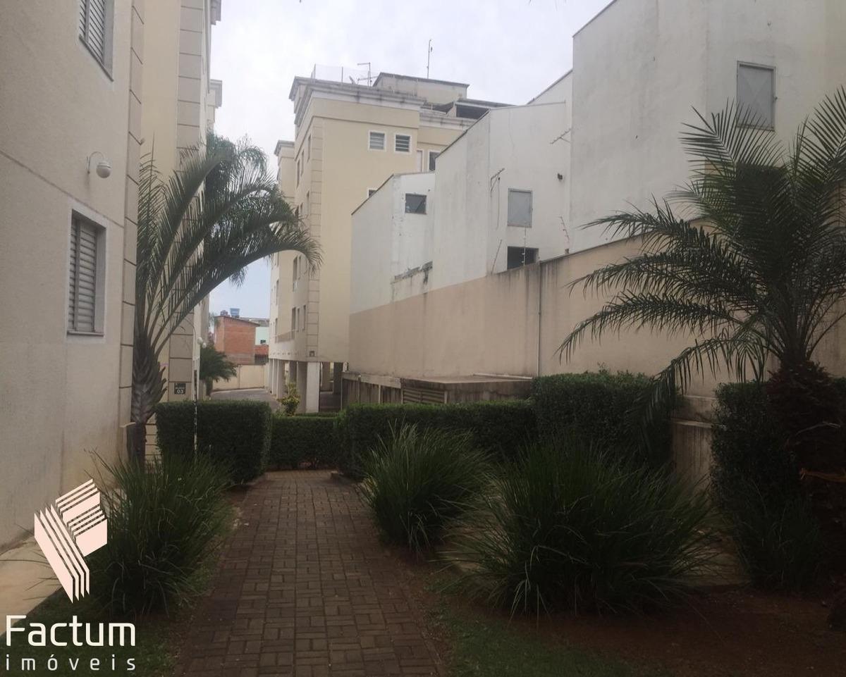 apartamento residencial para vapartamento residencial para venda no condomínio spazio arezzo  jardim bela vista, amerenda jardim bela vista, americana - ap00569 - 34365485