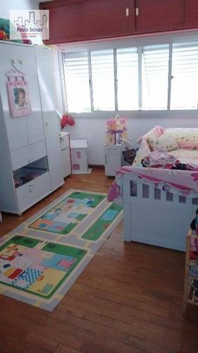 apartamento residencial para venda e locação, alto da lapa, são paulo. - ap0042