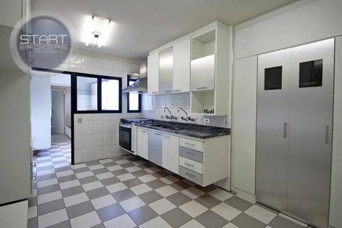 apartamento residencial para venda e locação, alto da lapa, são paulo. - ap0366