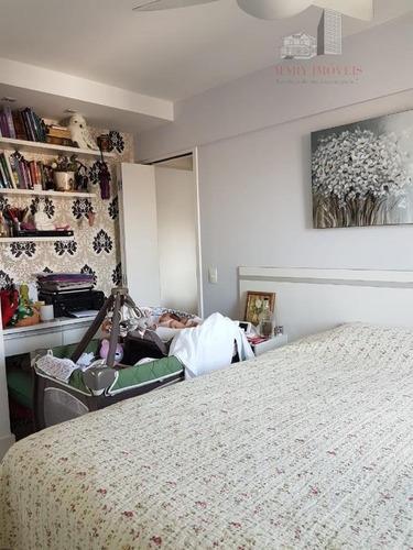 apartamento residencial para venda e locação. - ap0161