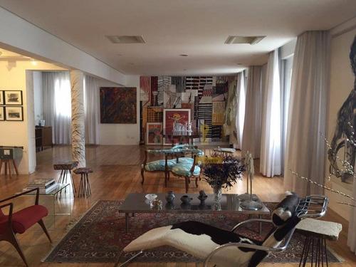 apartamento residencial para venda e locação. - ap4789