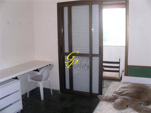 apartamento residencial para venda e locação, astúrias, guarujá. - codigo: ap1009 - ap1009