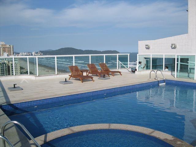 apartamento residencial para venda e locação, aviação, praia grande. - ap0048