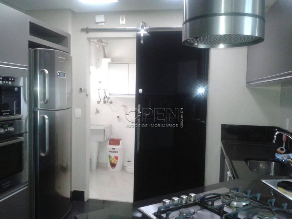 apartamento residencial para venda e locação, bairro jardim, santo andré. - ap7393