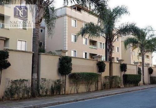 apartamento residencial para venda e locação, bangu, santo andré - ap6047. - ap6047