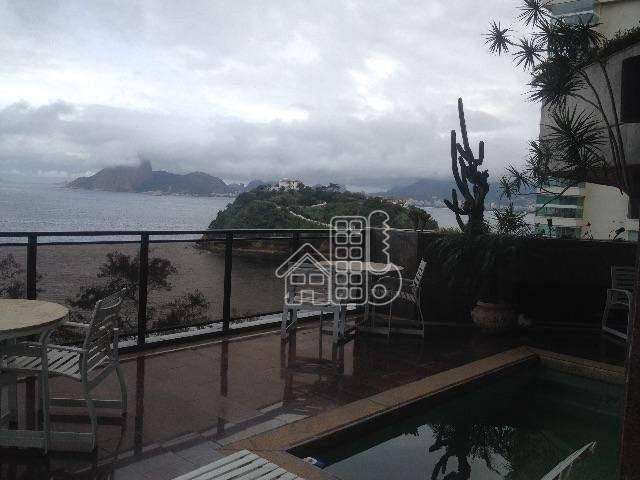 apartamento residencial para venda e locação, boa viagem, niterói - ap0481. - ap0481