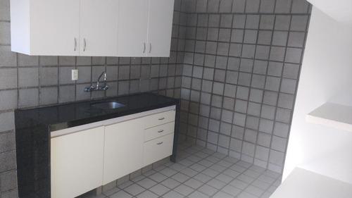 apartamento residencial para venda e locação, boa viagem, recife. - ap1982