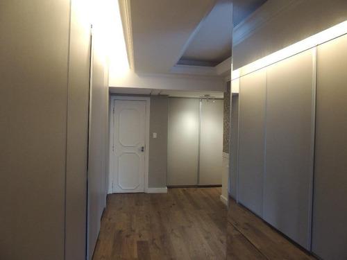 apartamento residencial para venda e locação, boqueirão, santos - ap0440. - ap0440