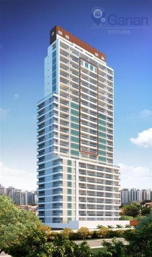 apartamento residencial para venda e locação, brooklin paulista, são paulo. - ap3992