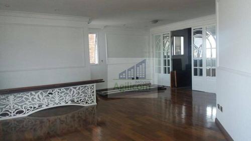 apartamento residencial para venda e locação, brooklin, são paulo - ap0058. - ap0058