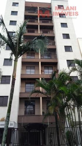apartamento residencial para venda e locação, butantã, são paulo. - ap0250