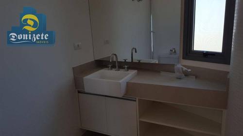 apartamento residencial para venda e locação, campestre, santo andré - ap0415. - ap0415