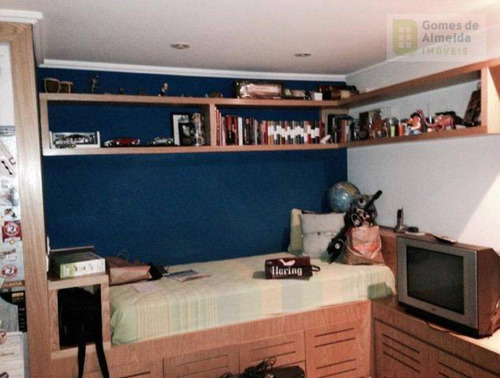 apartamento residencial para venda e locação, campestre, santo andré - ap1057. - ap1057
