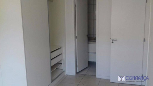 apartamento residencial para venda e locação, campo grande, rio de janeiro. - ap0413