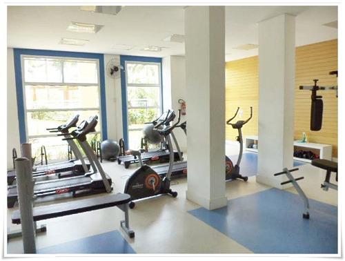 apartamento residencial para venda e locação, centro, americana - ap0043. - ap0043