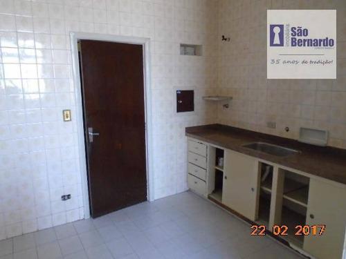 apartamento residencial para venda e locação, centro, americana. - ap0655