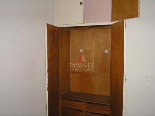 apartamento residencial para venda e locação, centro, bauru. - ap0293