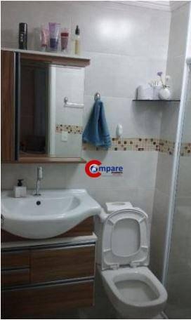 apartamento residencial para venda e locação, centro, guarulhos - ap5638. - ap5638