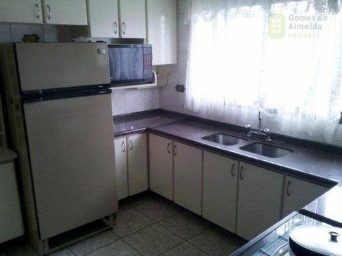 apartamento residencial para venda e locação, centro, santo andré - ap0596. - ap0596