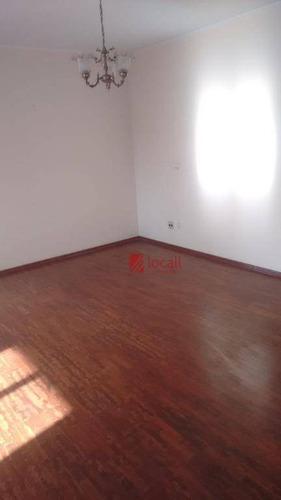 apartamento residencial para venda e locação, centro, são josé do rio preto. - ap1379