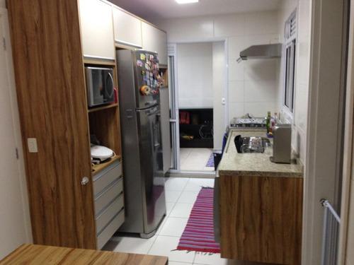 apartamento residencial para venda e locação, cerâmica, são caetano do sul. - ap0861