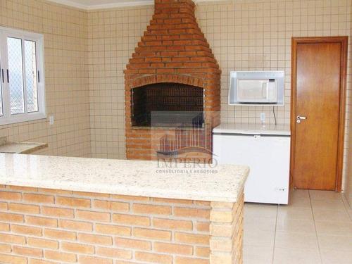 apartamento residencial para venda e locação, cidade ocian, praia grande. - ap0139