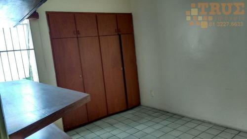apartamento residencial para venda e locação, espinheiro, recife - ap1550. - ap1550