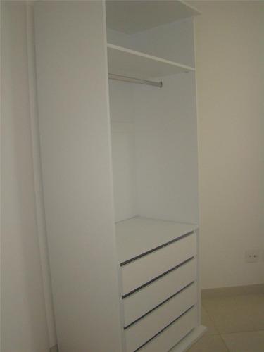 apartamento residencial para venda e locação, gonzaga, santos - ap0299. - ap0299