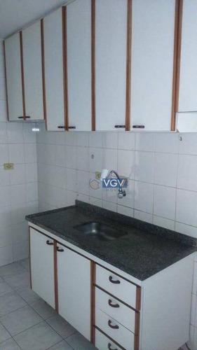 apartamento residencial para venda e locação, ipiranga, são paulo. - ap1947