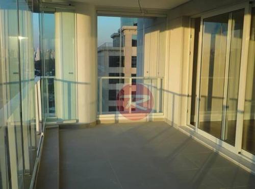 apartamento residencial para venda e locação, itaim bibi, são paulo. - ap0121