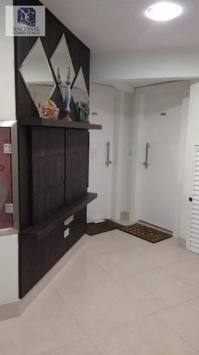 apartamento residencial para venda e locação, jardim bela vista, santo andré - ap3116. - ap3116