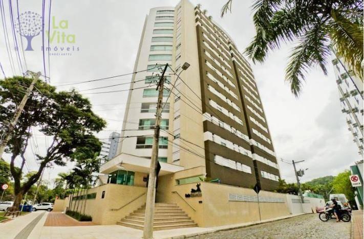 apartamento residencial para venda e locação, jardim blumenau, blumenau. - ap0594
