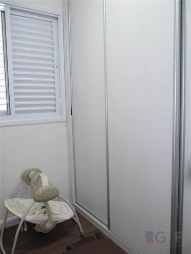 apartamento residencial para venda e locação, jardim chapadão, campinas. - ap0807