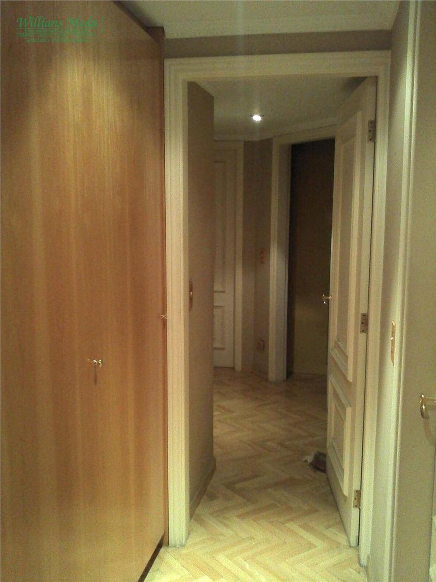 apartamento  residencial para venda e locação, jardim guarulhos, guarulhos. - ap0036