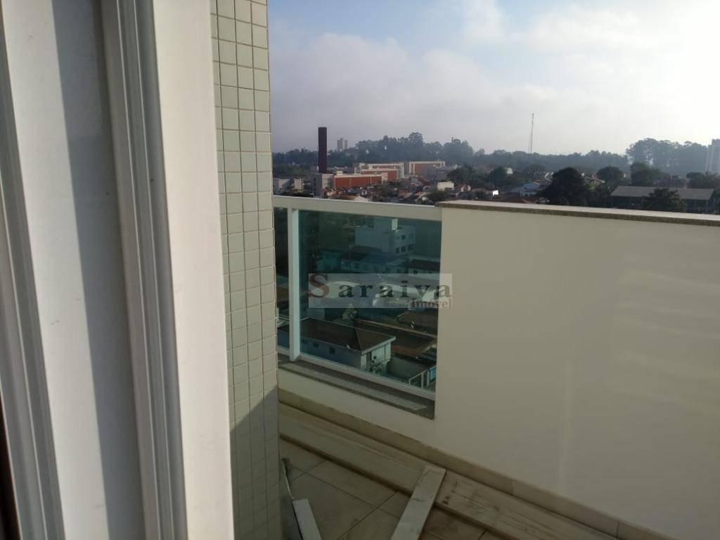 apartamento residencial para venda e locação, jardim hollywood, são bernardo do campo. - ap0909