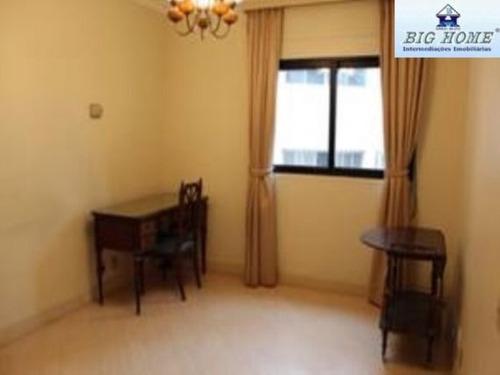 apartamento residencial para venda e locação, jardim paulista, são paulo - ap0256. - ap0256 - 33597427