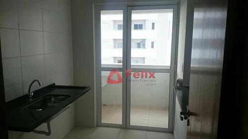 apartamento residencial para venda e locação, jardim paulista, taubaté - ap1194. - ap1194